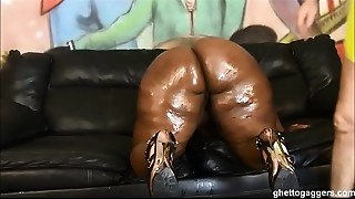 Ass licking,BBW,Black and Ebony,Blowjob,Extreme,Gagging,Fucking,Interracial
