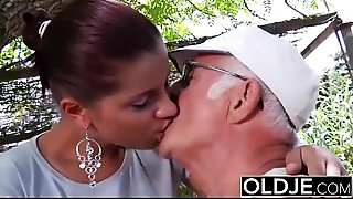Blowjob,Caught,Cumshot,Girlfriend,Fucking,Old and young,Teen