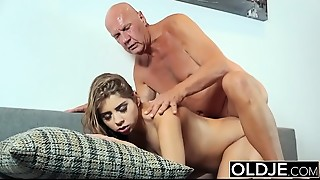 Anal,Ass to Mouth,Babe,Cumshot,Daddy,Grannies,Fucking,Old and young,Teen
