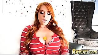 Big Boobs,Big Cock,Blowjob,Fucking,MILF,Natural,Pornstar,Redhead