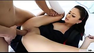 Big Cock,Brunette,Fucking,Petite,School