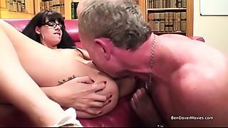Ass licking,BBW,Blowjob,British,Daddy,Extreme,Facial,Gagging,Glasses,Teen
