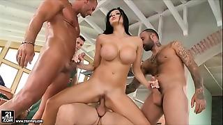 Anal,Big Boobs,Black and Ebony,Double Penetration,Gangbang,Fucking,Pornstar