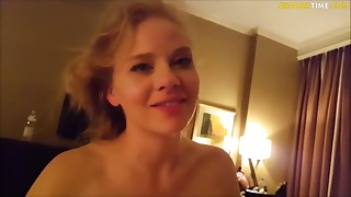 Amateur,Blonde,Blowjob,Cuckold,Cumshot,Doggystyle,Facial,Fucking,Small Tits,Threesome