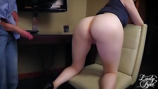 Big Ass,Face Sitting,Fetish,Fucking,High Heels,Mature,MILF,Office,Pornstar,Redhead