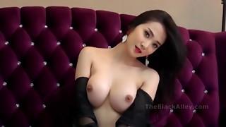 Amateur,Asian,Beautiful,Big Ass,Big Boobs,Brunette,Lingerie