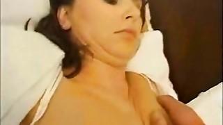 Anal,Blowjob,Brunette,Extreme,Fucking,Stockings
