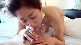 Asian,Blowjob,Creampie,Doggystyle,Hairy,Fucking,Masked,Mature,MILF,POV