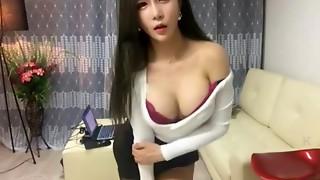 Asian,Babe,Big Ass,Big Boobs,Big Cock,Close-up,Masturbation,Natural,Strip,Teen