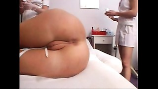 Anal,Doctor,Fetish,Fingering,Nurse,Uniform