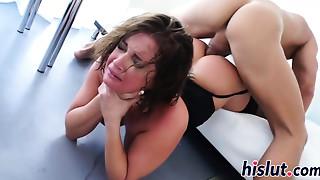 Anal,Ass licking,Ass to Mouth,Big Ass,Big Boobs,Big Cock,Blowjob,Brunette,Cumshot,Fetish