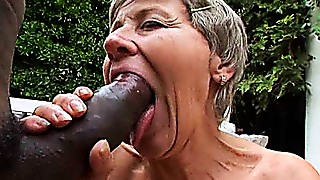 Facial,Grannies,Interracial,Mature,MILF,Old and young,Stepmom