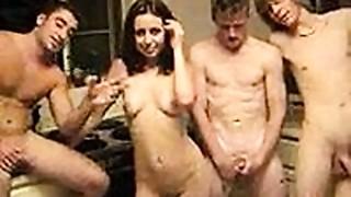 Gangbang,Group Sex,Fucking,Homemade