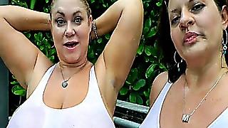 BBW,Big Boobs,Chubby,Mature,MILF,Natural,Outdoor,Stepmom