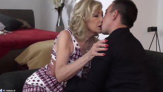 Blonde,Blowjob,Grannies,Fucking,Mature,MILF,Old and young,Stepmom,Teen