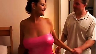 Big Boobs,Blowjob,Fucking,Housewife,Mature,MILF,Nipples,Old and young,Stepmom,Teen