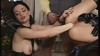 Anal,Ass licking,Ass to Mouth,Fisting,Group Sex,Fucking,Latex,Lingerie
