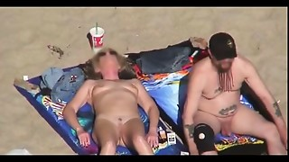 Amateur,Caught,Couple,Outdoor,Public Nudity,Threesome,Voyeur