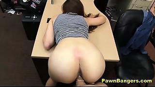 Amateur,Babe,Big Cock,Blowjob,Brunette,Fucking,Hidden Cams,High Heels,Money,POV