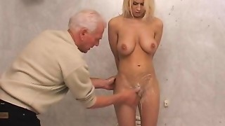 Babe,Blonde,Homemade,Old and young,Teen