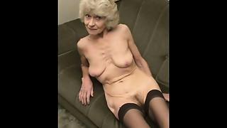Amateur,Grannies,Stockings