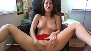 Amateur,Babe,Big Boobs,Brunette,Fetish,Fingering,Lingerie,Masturbation,Slut,Strip