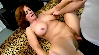 Big Boobs,Big Cock,Blowjob,Doggystyle,Fucking,Mature,MILF,Natural,Reality,Redhead