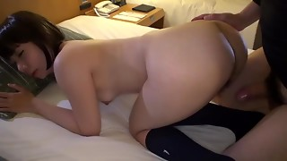 Asian,Babe,Blowjob,Creampie,Fucking,POV,Teen,Uniform