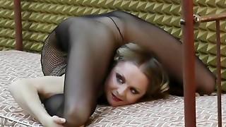 Bikini,Blonde,Compilation,Fetish,Flexible,Gym,Russian,Teen