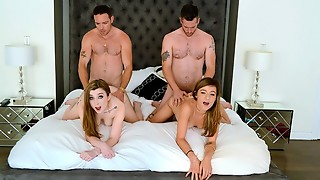 Big Boobs,Big Cock,Brunette,Cumshot,Daddy,Daughter,Fetish,Group Sex,Petite,Pornstar