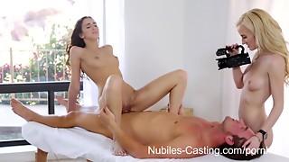 Big Boobs,Big Cock,Blonde,Blowjob,Casting,Creampie,Gagging,Natural,Petite,Pornstar