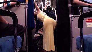 Asian,Bus,Dress,Extreme,Fucking,MILF,Sister,Stepmom