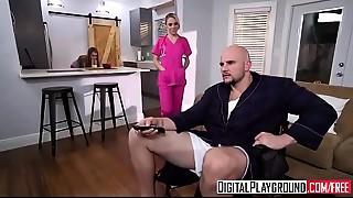 Big Ass,Big Cock,Blonde,Glasses,High Heels,Petite,Teen